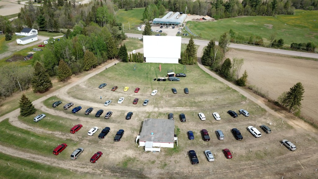 Drive-In Service Summer 2020